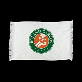 Custom Frayed End Rally Towel