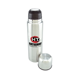 Promotional 16 Oz Vacuum Sealed Stainless Executive Thermos