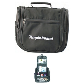 Promotional Hanging Toiletry Case Travel Kit