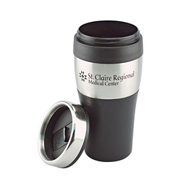 Promotional 16 Oz Stainless Steel Tumbler