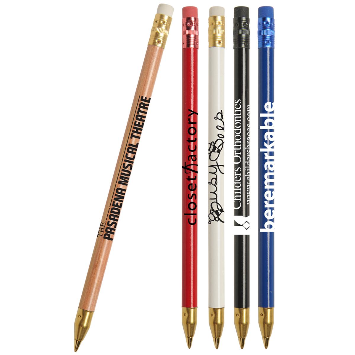 Counselor Wooden Stick Pen