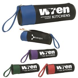 Promotional Scholar Polyester Pencil Case