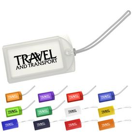 Customized Explorer Luggage Tag
