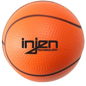 Promotional DStress-It Basketball