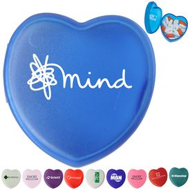Custom Heart Shape Pill Box