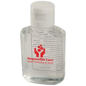 Promotional 2 Oz Protect Antibacterial Gel