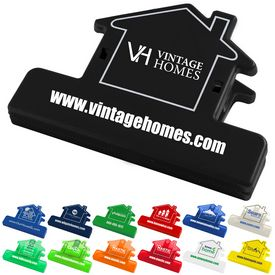 Promotional House Keep-It Bag Clip