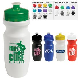 Promotional 20 Oz Bike Bottle