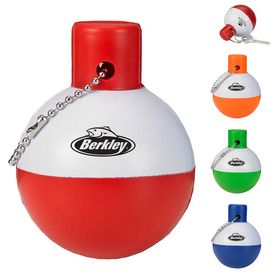 Promotional Fishing Bobber Floater Keytag