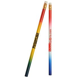 Promotional Tri-Color Pencil