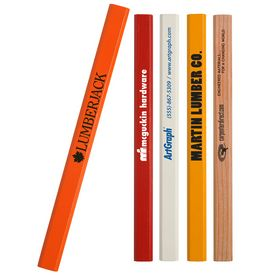 Custom Carpenter Workman Pencil