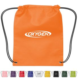 Customized Small Non-Woven Drawstring Backpack