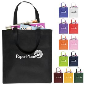 Promotional Non-Woven Comfort Carry 14X1325X15 Value Tote
