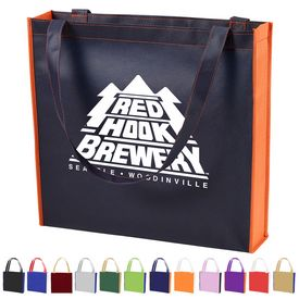 Customized Color Combination Convention Tote Bag