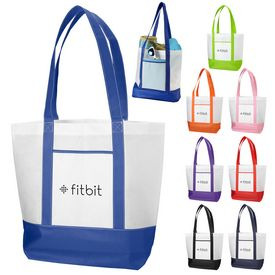 Promotional Harbor Non-Woven Boat Tote Bag