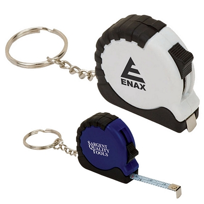 Promotional Key Tag Tape Measure