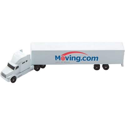 Promotional Die Cast Conventional Sleeper Trailer
