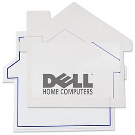 Promotional House Magnifier with Case