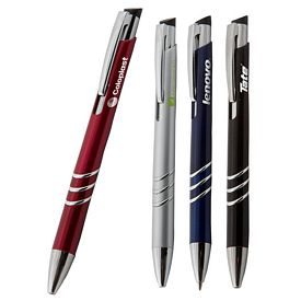 Promotional Seattle Plastic Click Pen