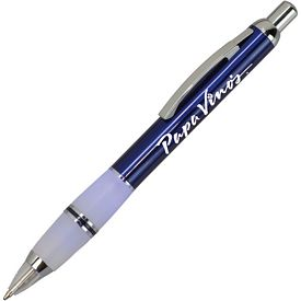 Promotional Lighted Grip Metal Pen