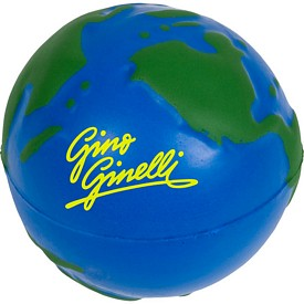 Promotional Earth Stress Ball