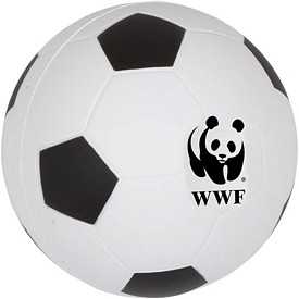 Promotional Soccer Ball Stress Reliever Stressballs