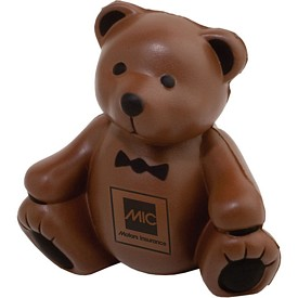 Promotional Handmade Teddy Bear Stress Reliever