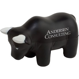 Promotional Bull Stress Reliever