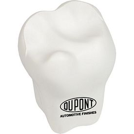Promotional Tooth Stress Reliever Stressballs