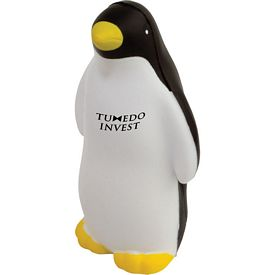 Promotional Penguin Stress Reliever Stressballs