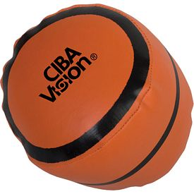 Promotional Little League Basketball Pillow Ball