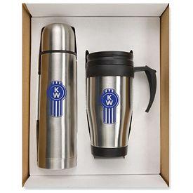 Promotional Thermo Bottle Mug Gift Set