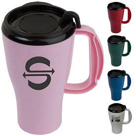 Promotional 16 oz. Omega Insulated Mug