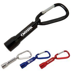 Promotional Carabiner Flashlight