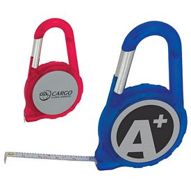 Custom Carabiner Tape Measure