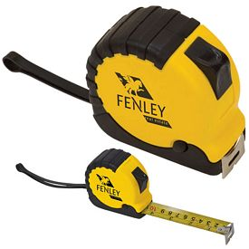 Customized 25 Ft Logo Tape Measure
