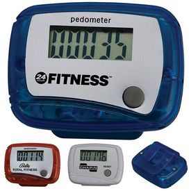 Custom Classic Lcd Display Pedometer