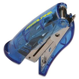Promotional Mini Stand-Up Stapler with Staple Remover
