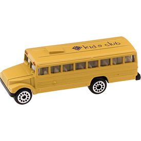 Promotional Desk Display School Bus