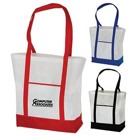 Promotional Standard Pocket Tote