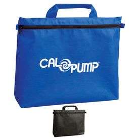 Promotional Zipper Attached Tote Bag