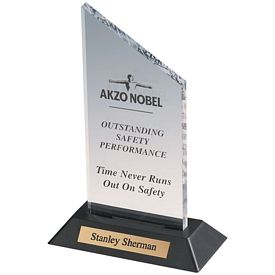 Promotional Acheivement Acrylic Award
