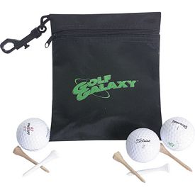 Promotional Golf Ditty Pouch