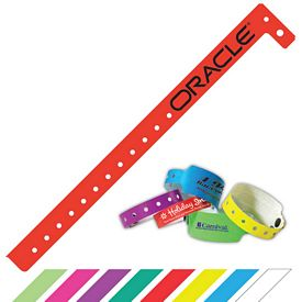Promotional 3-4 Super Plastic Party Access Wristband