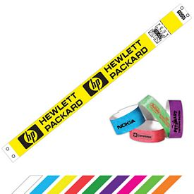 Promotional 1 Tyvek Tear Stub Event Entry Wristband