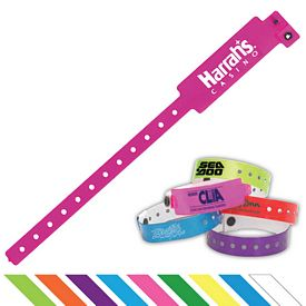 Customized 1 Vinyl Event Access Wristband