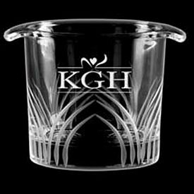 Customized Arches Cut Islande Small Ice Bucket