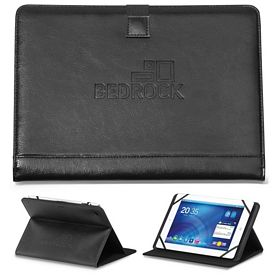 Promotional Revel Leather Tablet Stand