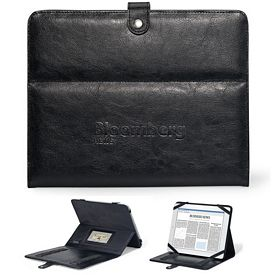Promotional 7.75x9.75 Presentation Leather Tablet Stand