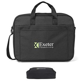 Promotional Associate Zippered Portfolio